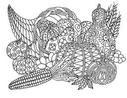 Get crafts, coloring pages, lessons, and more! Cornucopia Coloring Page Worksheets Teaching Resources Tpt