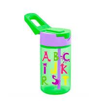 <b>Бутылка</b> д/<b>воды HEREVIN</b> ABC с трубкой,пластик,0,43л,161510-002