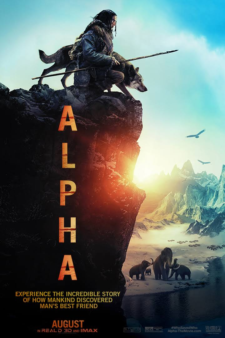 Download Alpha (2018) Dual Audio {Hindi-English} 480p | 720p