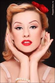1000 images about pin up on pin up makeup pin up s and pin up pin up inspired make up tutorial beautiful 1950s
