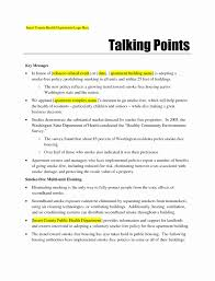 Talking Points Template Merrychristmaswishes Info