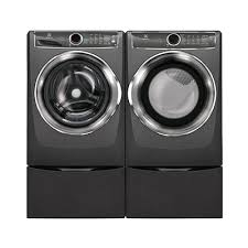 colored washer and dryer sets. Simple Dryer Electrolux Titanium Finish 44 Cu Ft Steam Washer Or 80 On Colored And Dryer Sets A