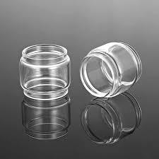 2pcs /lot <b>ecig Replacement</b> Glass clear <b>glass Tube</b> For tfv8 TFV12 ...