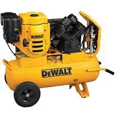 dewalt compressor. dewalt d55695 9-hp 17-gallon single-stage portable air compressor w/ electric start dewalt