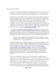 deference in immigration matters skidmore  chevron  and beyondpage  of