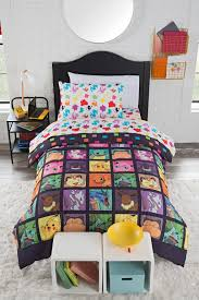 new pokemon bed in abag kids bedding set comforter and sheet set pillowcase twin