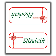 christmas placecard templates christmas place cards 2