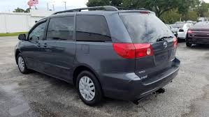 2008 Toyota Sienna LE For Sale in Gainesville FL