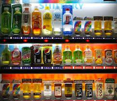 Top Selling Vending Machine Drinks Impressive Japanese Vending Machines|Taiken Japan