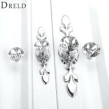 crystal furniture knobs. Glass Dresser Knob Furniture Handle Crystal Cabinet Knobs And Handles Rhinestone Drawer Door Pulls