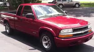2001 Chevy S10 Extended Cab Super Nice! - YouTube