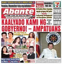 A tabloid newspaper will be made up of the following: Top 15 Newspapers Of The Philippines