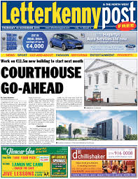 Letterkenny Post 19 11 15 By River Media Newspapers Issuu