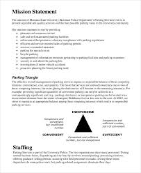 Mission Statement Example Sample Of Mission Statement Elegant Mission Statement Template 8