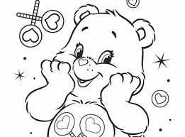 Small Picture Share Bear Cares Care Bears Activity AG Kidzone