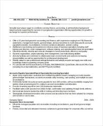 resume for an accountant 4 fresher accountant resume 6 free word pdf documents download
