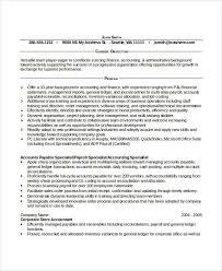 Fresher Accountant Resume Doc