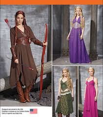 Simplicity Patterns Costumes Inspiration Simplicity Patterns 48Misses' Fantasy Costumes JOANN