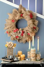 Burlap Crafts 114 Best Crafting With Burlap Images On Pinterest