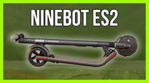<b>Ninebot Segway ES2</b> Review - The Good and the Bad! - YouTube