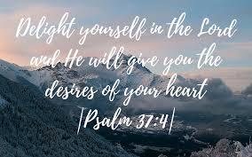Psalm 374 Desktop Macbook Background Bible Verse Hand Lettering