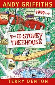 THE 13STORY TREEHOUSE By Andy Griffiths Illustrated By Terry 13 Storey Treehouse Play