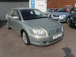Used Toyota Avensis 2004 for Sale   Motors.co.uk