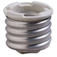 Large Light Socket Westinghouse Socket Adapter For Mogul To Medium Base 2240600