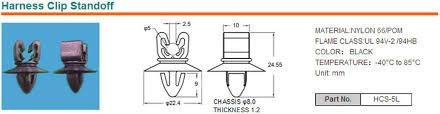 plastic tie mount nylon wire mount electrical wire clip buy plastic tie mount nylon wire mount electrical wire clip