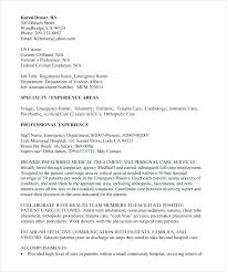 Example Of Federal Government Resume – Resume Sample Info