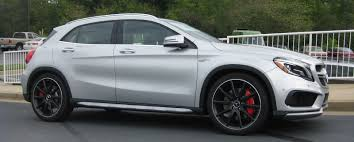 BenzBlogger » Blog Archiv » 2015 Mercedes-Benz GLA45 AMG and ...