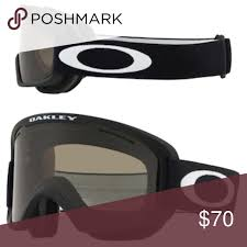 Oakley Snow Goggle Lens Chart Oakley O Frame 2 0 Xm Snow Goggle Black White Euc Like New