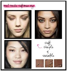 makeup styles may e and go but a soft brown eye is a clic that s always on trend this neutral shade is perfect for wearing alone or bining with