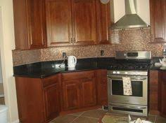 kitchen backsplash cherry cabinets black counter. Backsplash Ideas For Black Granite Countertops | Cherry Bright, Cabinets And Kitchen Counter I