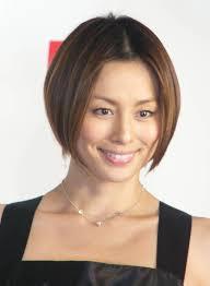 Yonekura Ryoko Cutie Bob 米倉涼子 ヘアスタイル米倉 涼子前髪