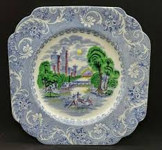 Hostess tableware british anchor staffordshire england l5 floral tea cup saucer categorie: Plates Chargers British Anchor Vatican