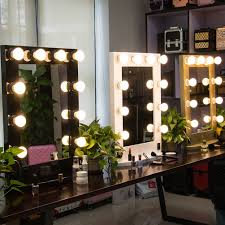 hollywood vanity mirror with lights makeup vanity with lighted mirror hollywood style makeup vanity