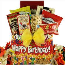 happy birthday sweets treats birthday gift basket