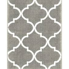 modern gray rug modern gray geometric trellis area rugs modern gray bath rug