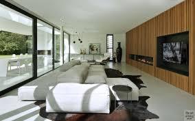 Woonkamers Luxe Villa Lab32 Architecten Moderne Bouwen Ontwerpen