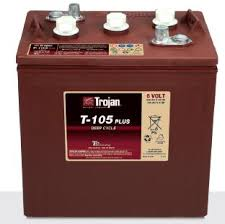 trojan marine batteries trojan t 105 golf cart battery delivery to most locations in the lower 48