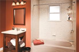bathroom conversions. bathroom remodeling - shower to tub conversions photo 4 o