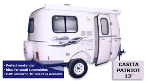 small travel trailers with bathroom. Small Camp Trailer Plans | Casita Travel RV (2011) Review - Roaming Trailers With Bathroom R