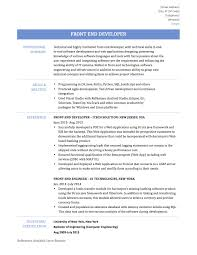 Android Developer Resume Collection Of Solutions Developer Resume Program Aide Cover Letter 10
