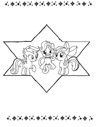 Small Picture Cutie Mark Crusaders Coloring Pages Coloring Coloring Pages