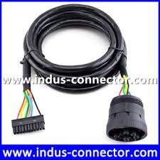 heavy duty deutsch pin j truck cable molex electrical heavy duty deutsch 9 pin j1939 truck cable molex electrical wire harness