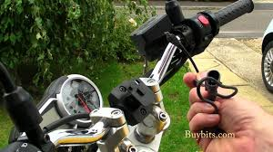 Mounting Kit For Tomtom Rider 2 Youtube