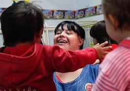 Nursery Teacher Argentine Woman Becomes First Nursery Teacher With Downs Syndrome