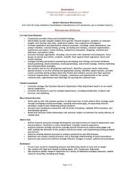 Sample Resume For Marketing Job Market Research Manager Resume resume Pinterest 72