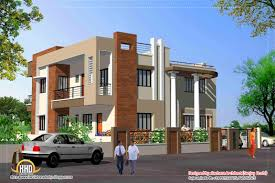 Small Picture Plain Architecture House Design In India Indian Plans With Images